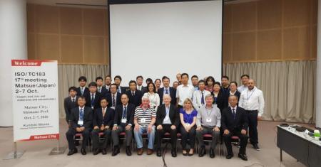 ISO/TC183第17届年会顺利召开