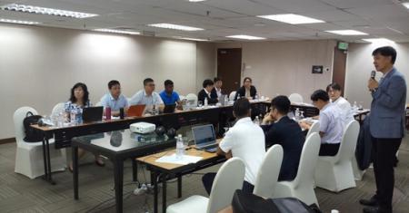 中国代表团赴马来西亚参加ISO/TC298稀土工作组会议